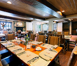 Vista Verde Ranch: Lodge Dining Rm Video