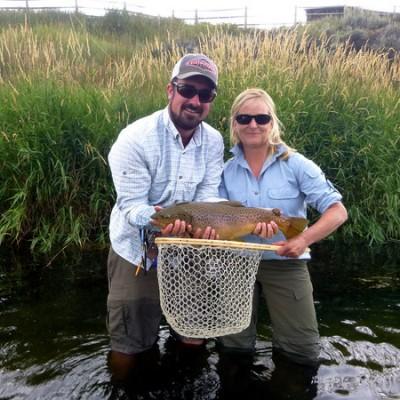 Colorado fly fishing vacation