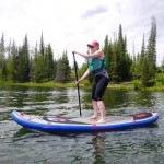 paddle-boarding-on-dude-ranch-vacation2