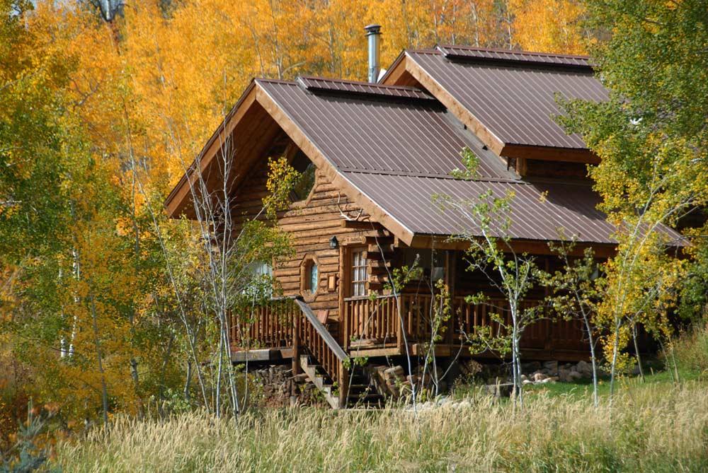 Vista Verde Ranch Colorado Cabin Farwell