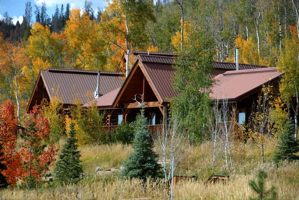 Vista Verde Ranch Colorado Cabin Sand