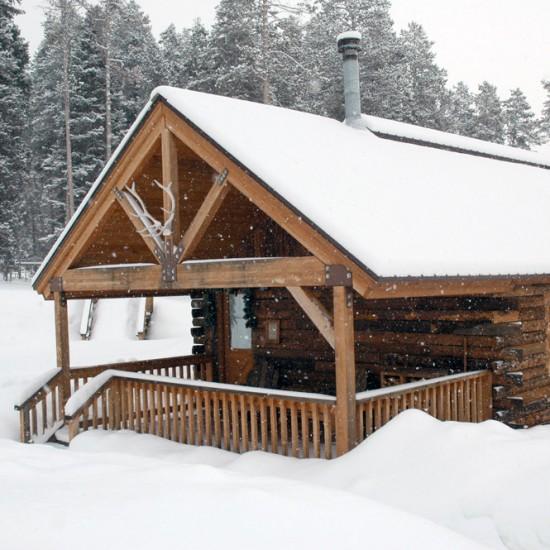 Vista Verde Dude Ranch Luxury Colorado Dome Cabin