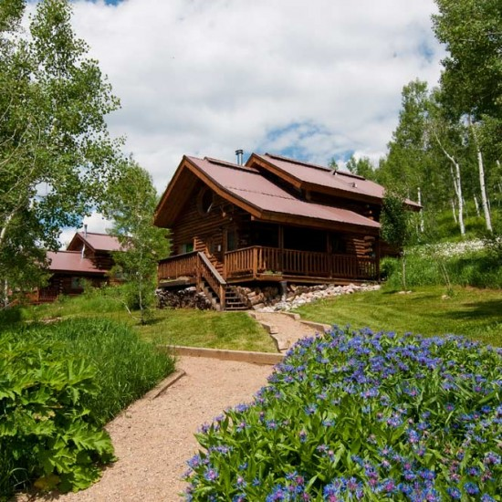Vista Verde Guest Ranch Colorado Farwell Cabin