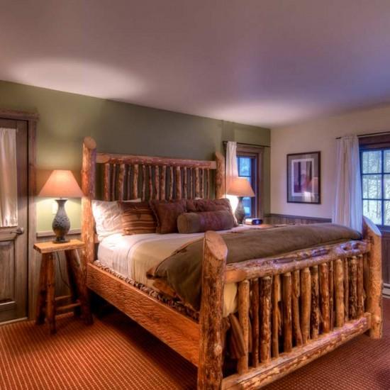 Vista Verde Ranch Colorado Lodge Room Gilpin