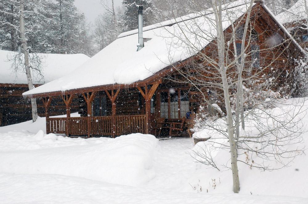 Vista Verde Luxury Colorado Ranch Hinman Cabin