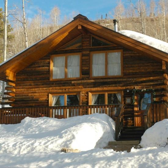 Vista Verde Dude Ranch Colorado Little Agnes Cabin