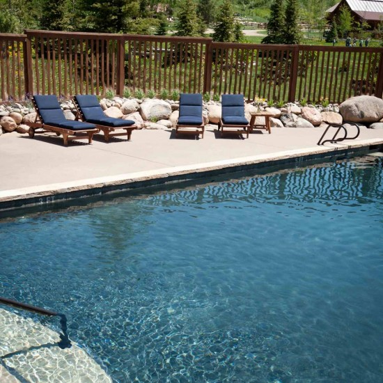 Vista Verde Colorado Guest Ranch Vacation Swimming Pool