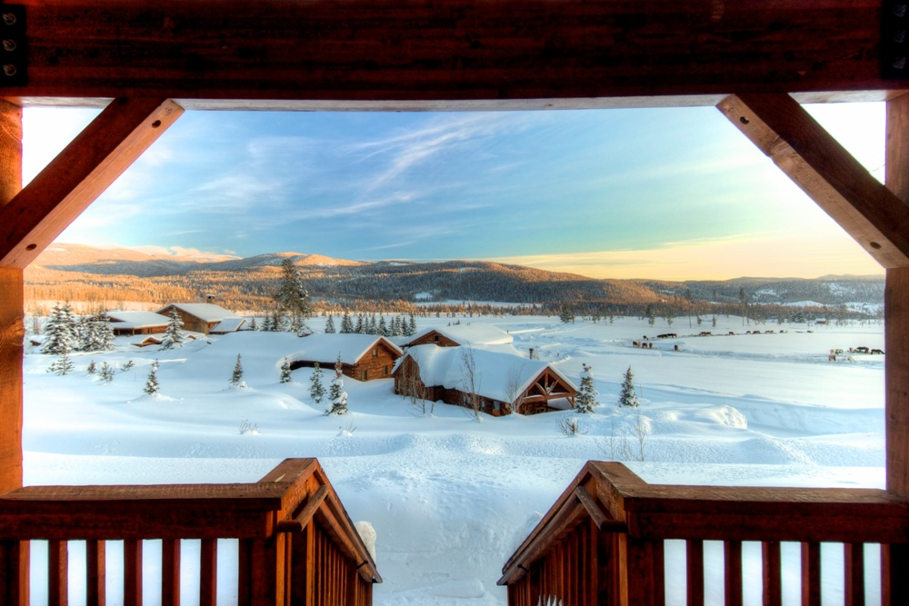 Vista Verde Dude Ranch Colorado Saddle Cabin