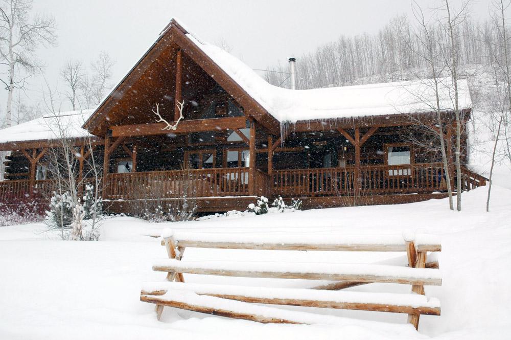 Vista Verde Ranch Colorado Sand Cabin