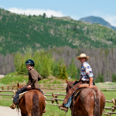 luxury-dude-ranch-for-families