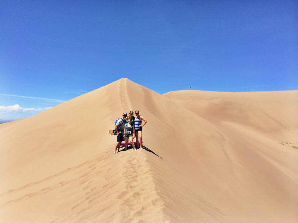 ranch staff sand dunes