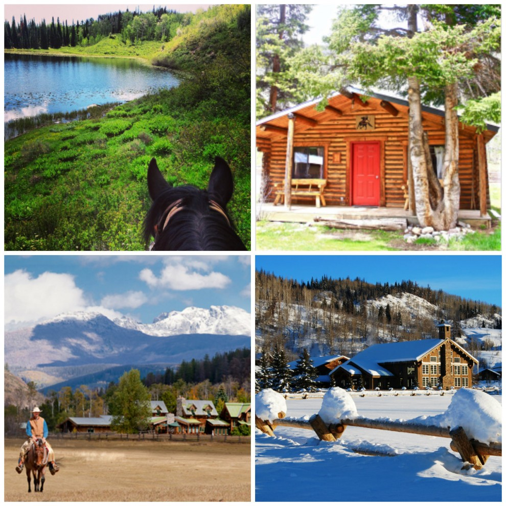 Steamboat dude ranch round up