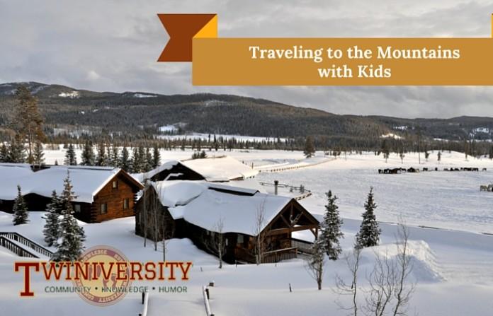 family snow vacation ideas