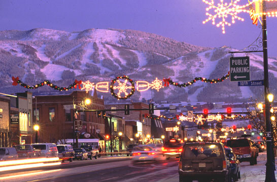 steamboat winter vacation