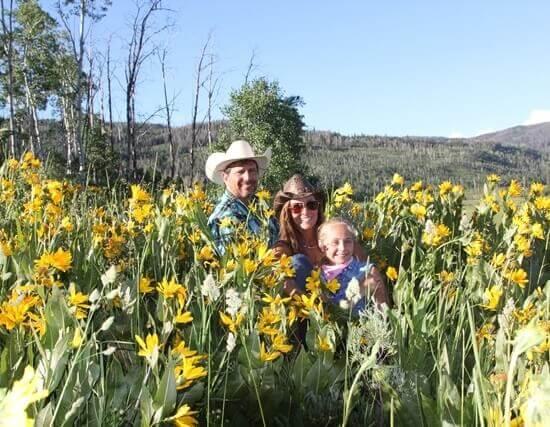 family vacation Colorado