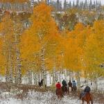 October ride