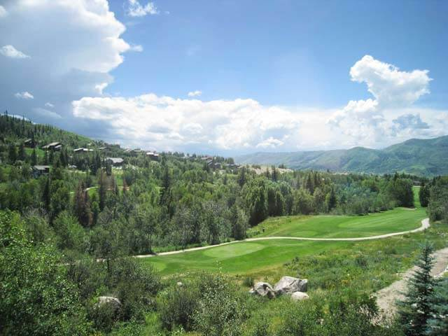 Steamboat Springs golf course