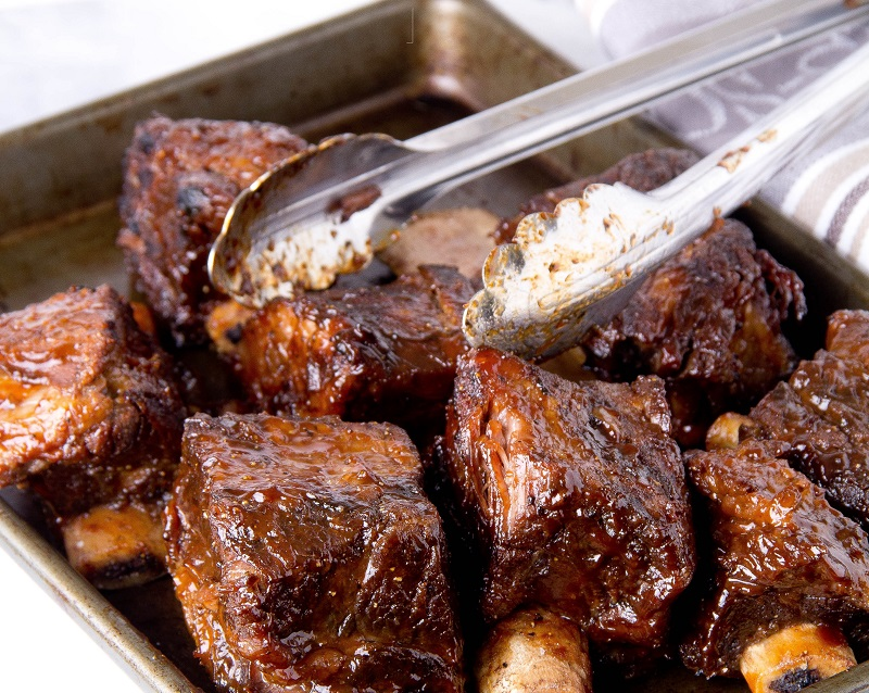 luxury ranch cooking-braised short ribs recipe