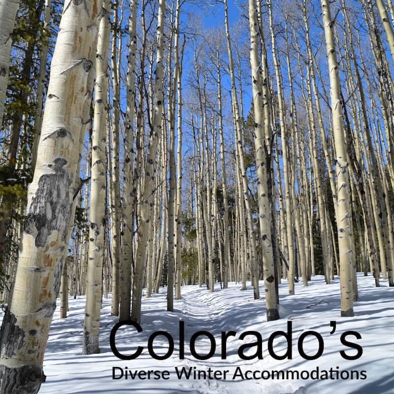 Colorados best winter accommodations