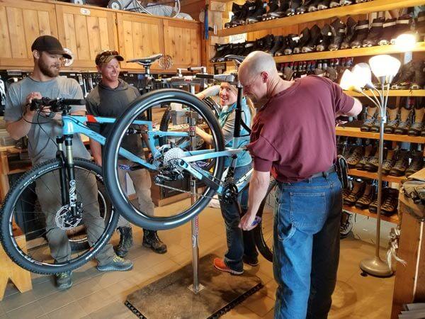 ranch bikes