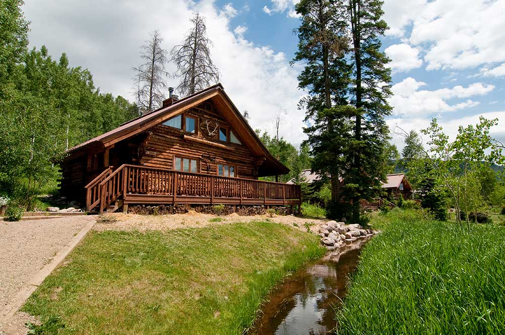 Zirkel Cabin Vista Verde Guest Ranch Colorado Accommodations Rooms Lodge Cabins