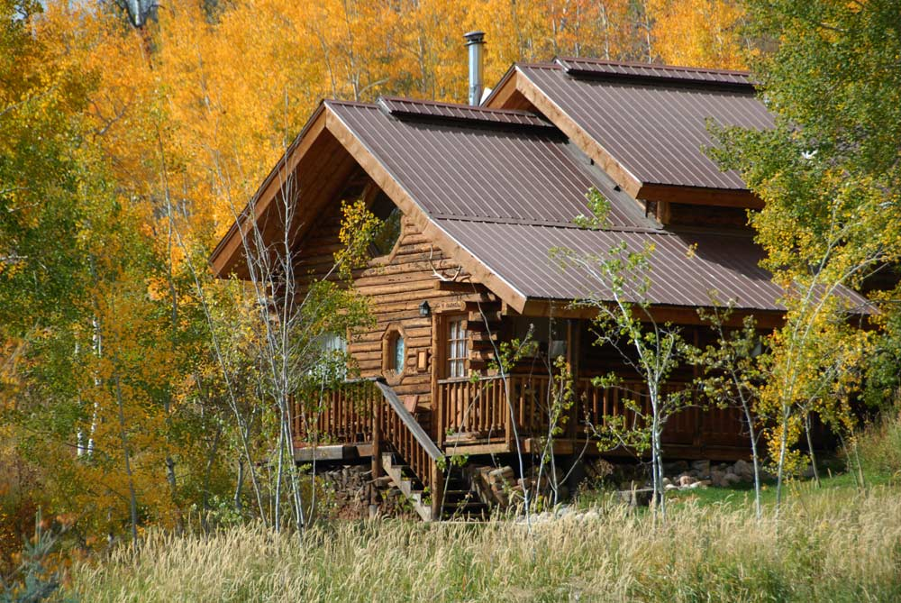 Farwell Cabin Vista Verde Guest Ranch Colorado Accommodations Rooms Lodge Cabins
