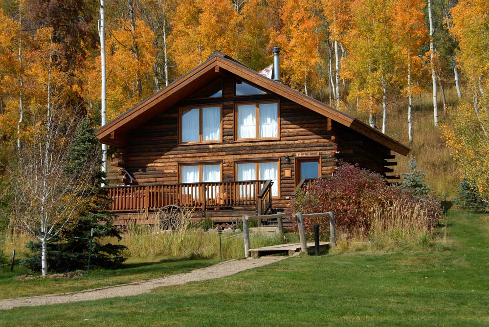 Little Agnes Cabin Vista Verde Guest Ranch Colorado Accommodations Rooms Lodge Cabins
