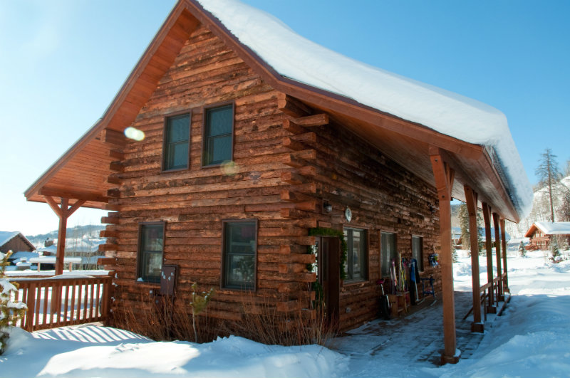 Kids Hut Vista Verde Guest Ranch Colorado Accommodations Rooms Lodge Cabins