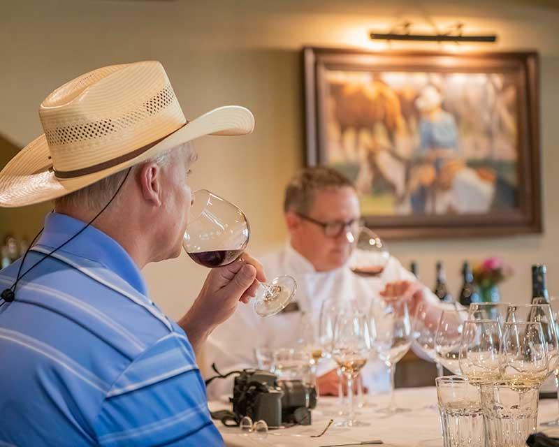 Fine Dining Family Vacation Vista Verde Ranch in Colorado