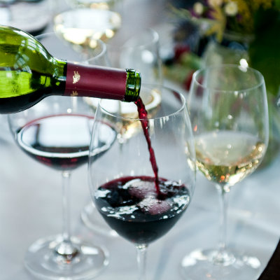 Wine Tasting Luxury Colorado Ranch Vista Verde