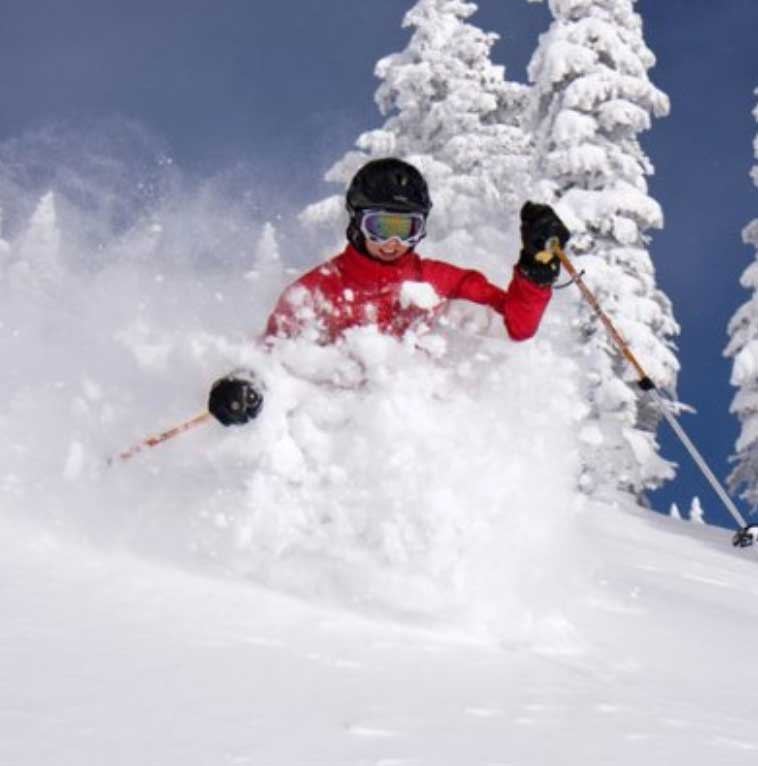 Skiing Colorado Winter Vacation Family Vista Verde Ranch Steamboat Springs Colorado