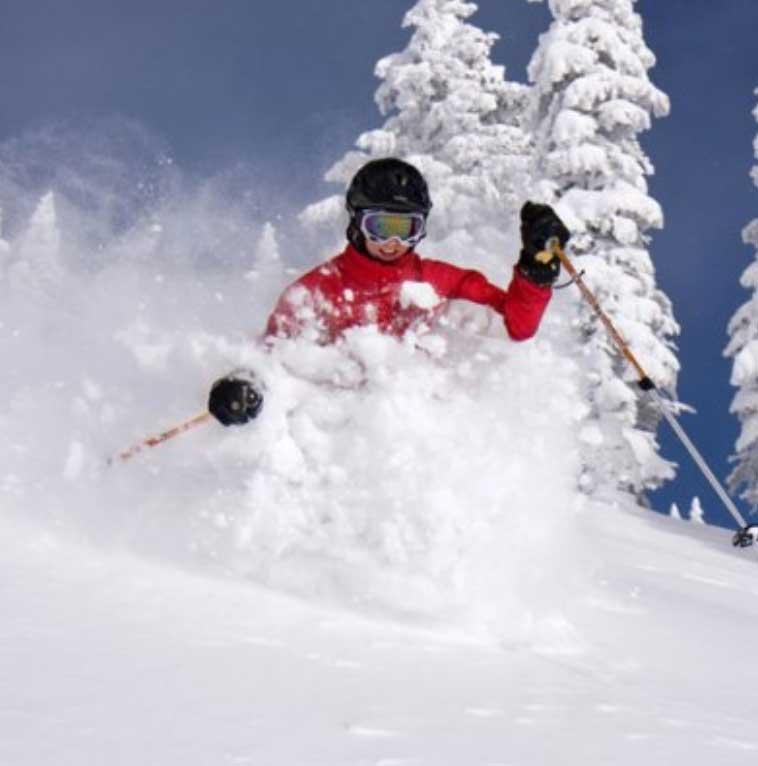 Skiing Colorado Winter Vacation Family Vista Verde Ranch Steamboat Springs Colorado