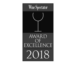 Wine Spectator Award of Excellence Vista Verde Ranch Colorado