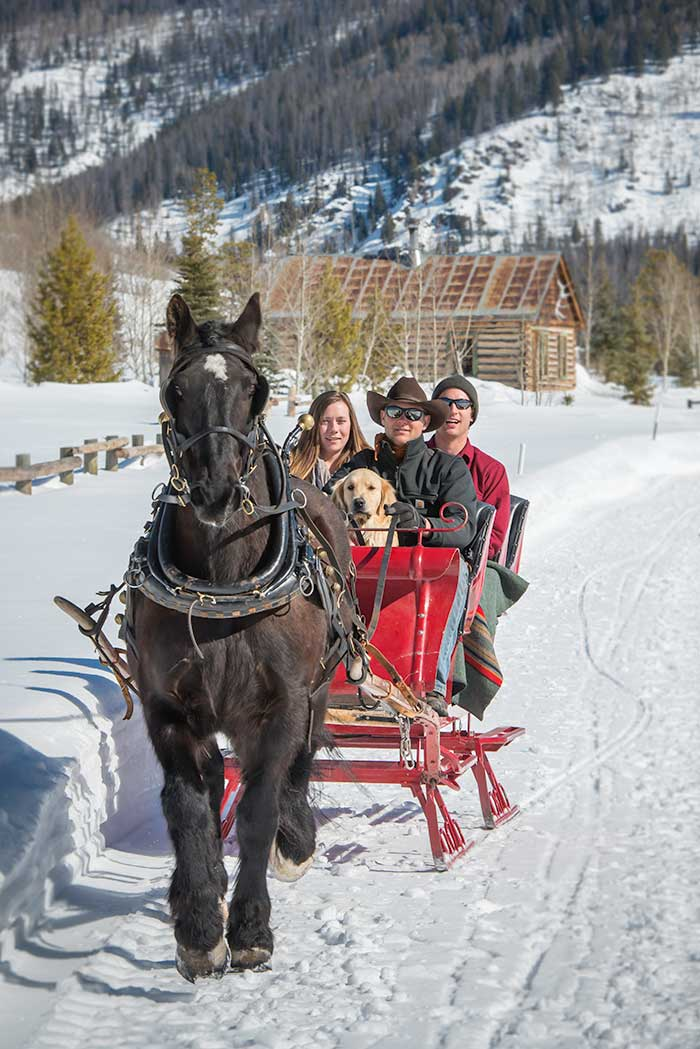Request a Reservation at a Colorado Guest Ranch, Vista Verde Ranch