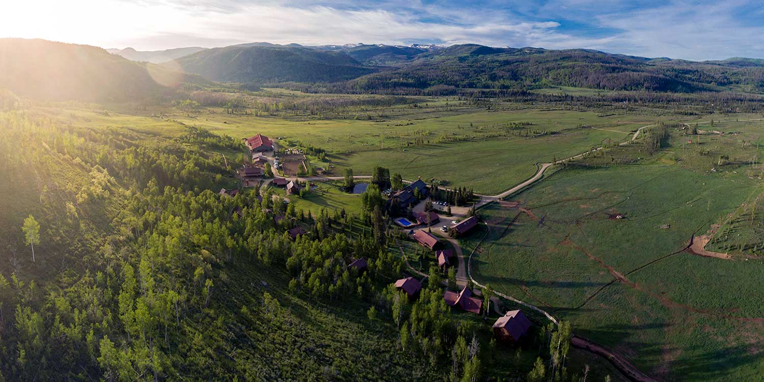 Vista Verde Luxury Guest Ranch Colorado Family Vacation